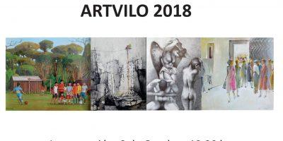 3° Salón ARTVILO Pequeño Formato – Pintura, Dibujo y Grabado – 2018